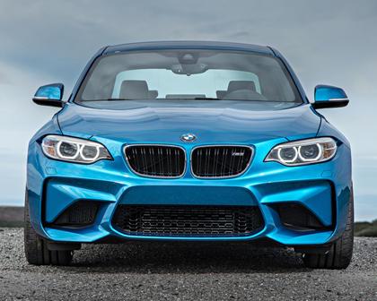 2017 BMW M2 CoupeExterior