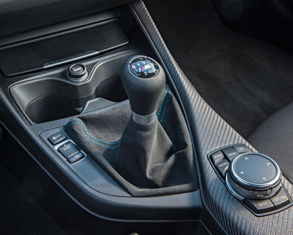 2017 BMW M2 CoupeShifter