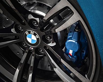 2017 BMW M2 CoupeWheel