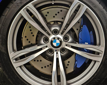 2017 BMW M6 Convertible Wheel