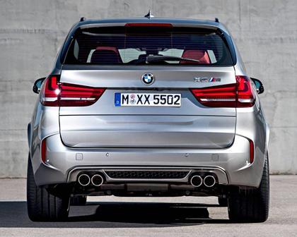 2017 BMW X5 M 4dr SUV Exterior