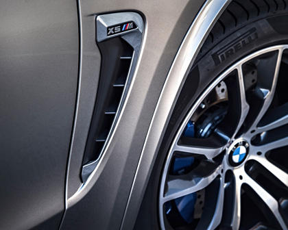 2017 BMW X5 M 4dr SUV Wheel