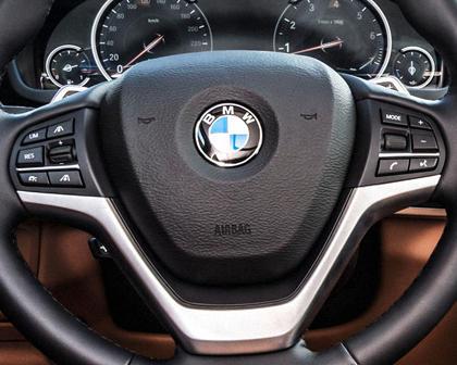 2017 BMW X6 xDrive50i 4dr SUV Aux Controls