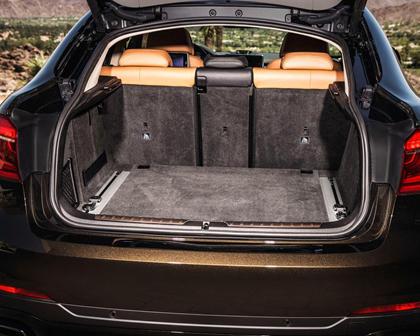 2017 BMW X6 xDrive50i 4dr SUV Cargo Area