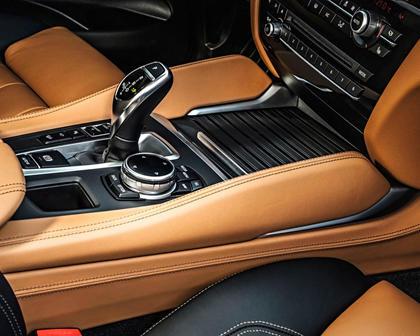 2017 BMW X6 xDrive50i 4dr SUV Shifter