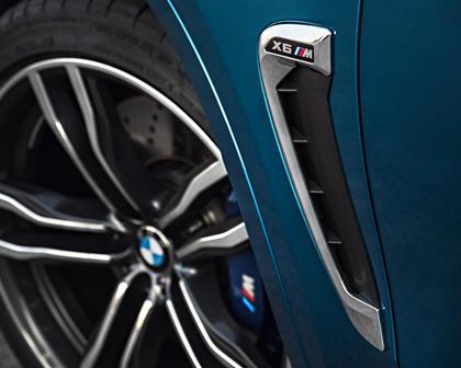 2017 BMW X6 M 4dr SUV Exterior Detail