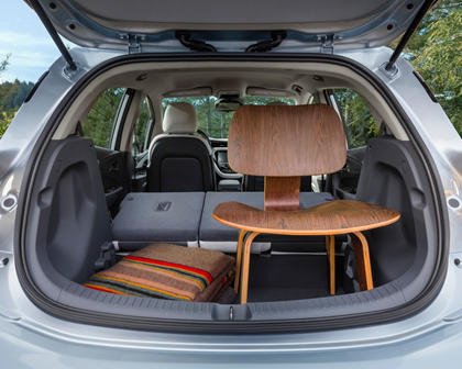 2017 Chevrolet Bolt EV Premier 4dr Hatchback Cargo Area