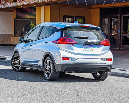 2017 Chevrolet Bolt EV Premier 4dr Hatchback Exterior Shown
