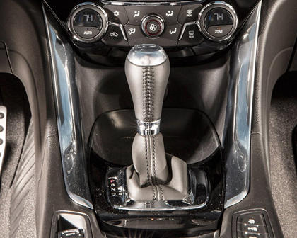 2017 Chevrolet SS Sedan Shifter