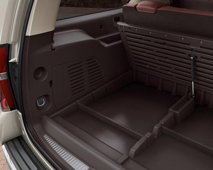 2017 Chevrolet Suburban Premier 4dr SUV Cargo Area