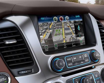 2017 Chevrolet Suburban Premier 4dr SUV Navigation System