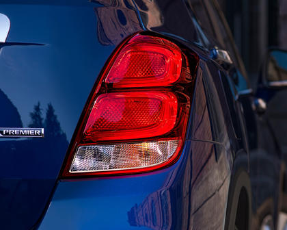 2017 Chevrolet Trax Premier 4dr SUV Rear Badge