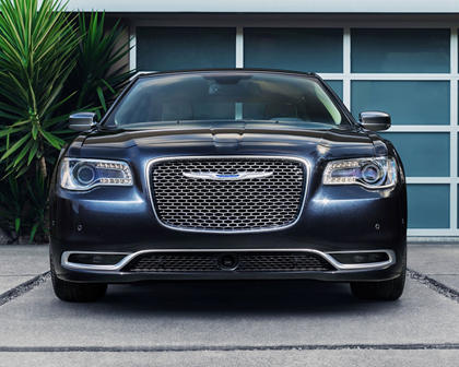 2017 Chrysler 300 C Platinum Sedan Exterior