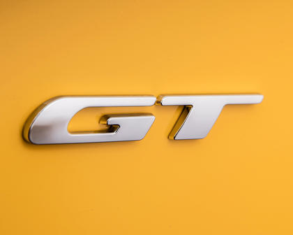 2017 Dodge Challenger GT Coupe Front Badge