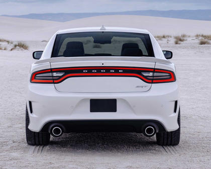 2017 Dodge Charger SRT Hellcat Sedan Exterior