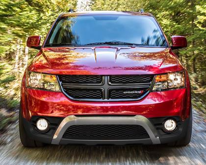 2017 Dodge Journey Crossroad 4dr SUV Exterior