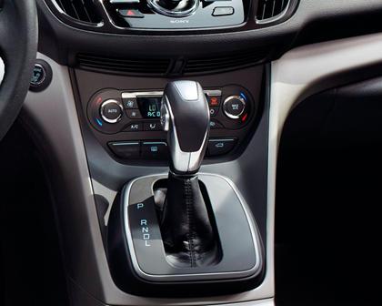2017 Ford C-Max Hybrid Titanium Wagon Shifter