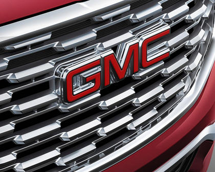 2018 GMC Terrain Denali 4dr SUV Front Badge