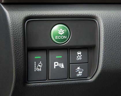 2017 Honda Accord Hybrid Touring Touring SedanInterior Detail