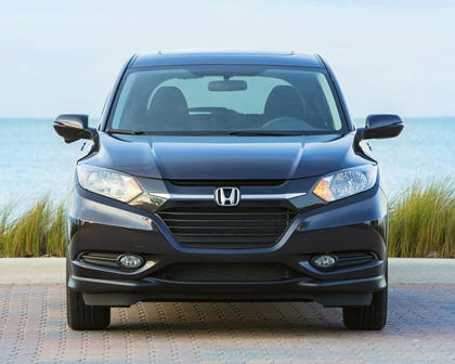 2018 Honda HR-V EX 4dr SUV Exterior