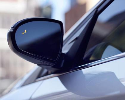 2017 Hyundai Ioniq Hybrid Limited 4dr Hatchback Exterior Mirror