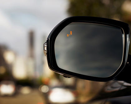 2018 Hyundai Santa Fe Limited Ultimate 4dr SUV Exterior Mirror Detail