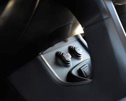 2018 Hyundai Santa Fe Sport 2.0T 4dr SUV Interior Detail
