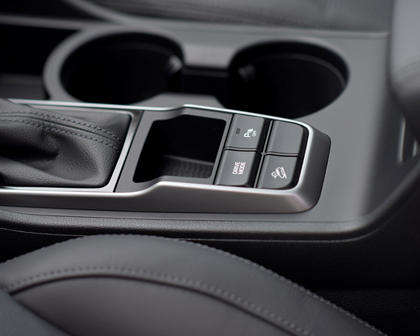 2017 Hyundai Tucson Limited 4dr SUV Aux Controls