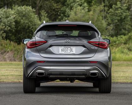 2018 INFINITI QX30 Premium 4dr SUV Exterior