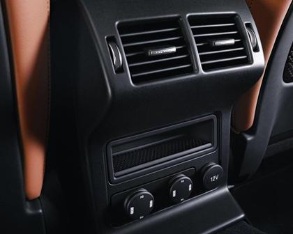 2018 Jaguar F-PACE 20d Prestige 4dr SUV Interior Detail