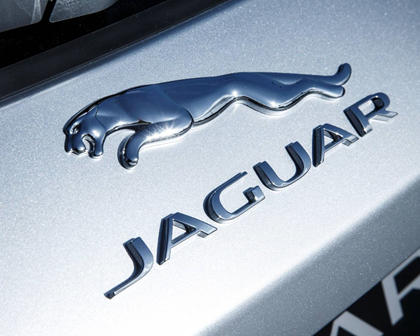 2018 Jaguar F-PACE S 4dr SUV Rear Badge