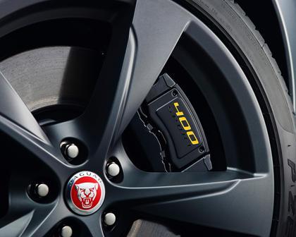 2018 Jaguar F-TYPE 400 Sport Coupe Wheel