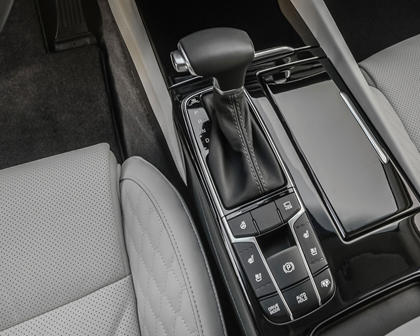 2017 Kia Cadenza Limited Sedan Shifter