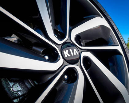 2017 Kia Niro Touring 4dr SUV Wheel