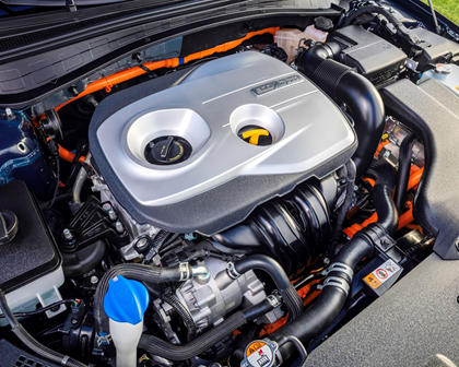 2017 Kia Optima Hybrid EX Sedan 2.4L I4 Gas/Electric Engine