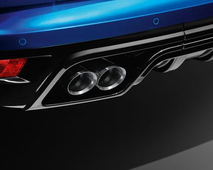 2017 Land Rover Range Rover Sport SVR 4dr SUV Exterior Detail