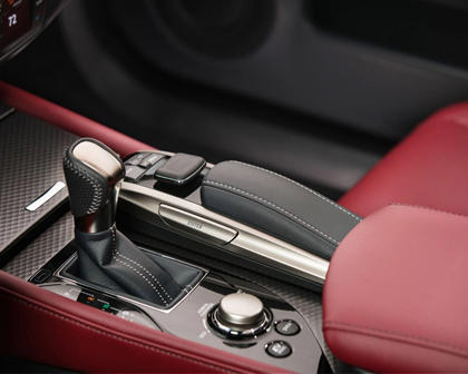 2017 Lexus GS 450h F SPORT Sedan Shifter