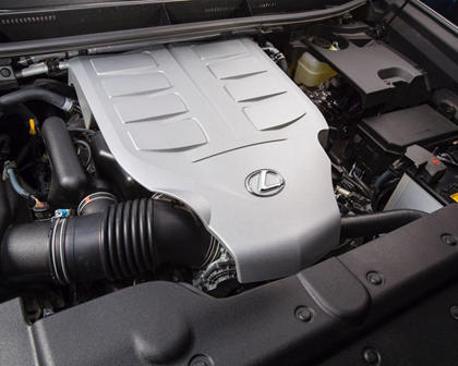 Lexus GX 460 Luxury 4dr SUV 4.6L V8 Engine