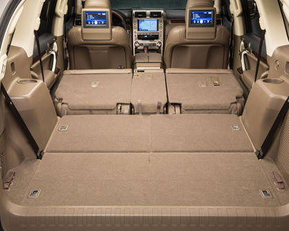 Lexus GX 460 Luxury 4dr SUV Interior