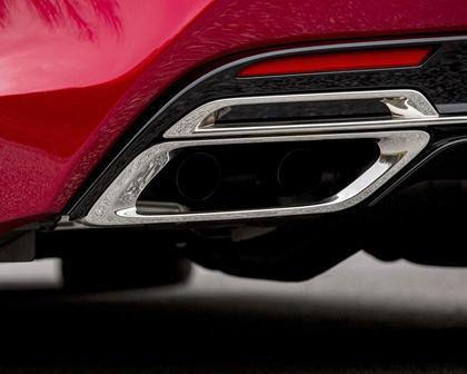 2018 Lexus LC 500 Coupe Exterior Detail