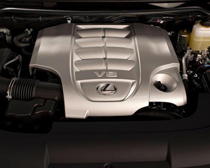 2017 Lexus LX 570 4dr SUV 5.7L V8 Engine