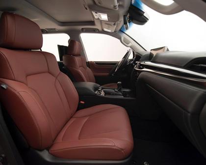 2017 Lexus LX 570 4dr SUV Interior