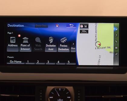 2017 Lexus LX 570 4dr SUV Navigation System