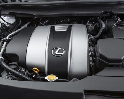 2017 Lexus RX 350 4dr SUV 3.5L V6 Engine