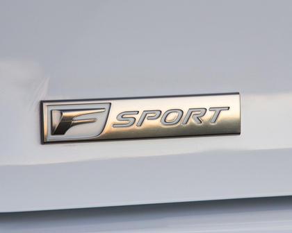 2017 Lexus RX 350 F SPORT 4dr SUV Rear Badge