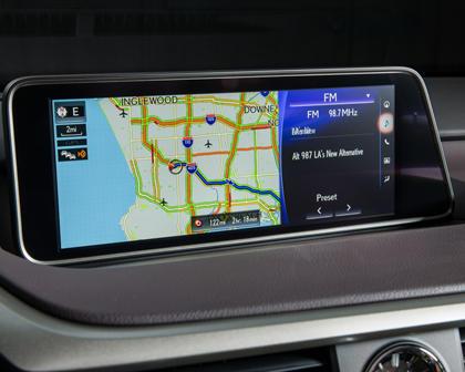 2016 Lexus RX 450h 4dr SUV Navigation System
