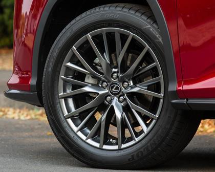 2016 Lexus RX 450h F Sport 4dr SUV Wheel