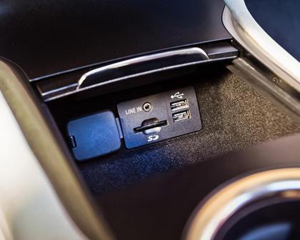 2018 Lincoln MKC Select 4dr SUV Interior Detail