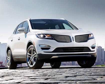 2018 Lincoln MKC Select 4dr SUV Exterior