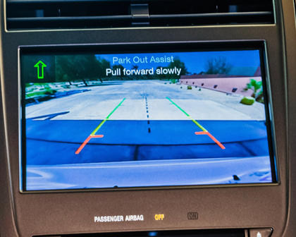 2018 Lincoln MKC Select 4dr SUV Navigation System